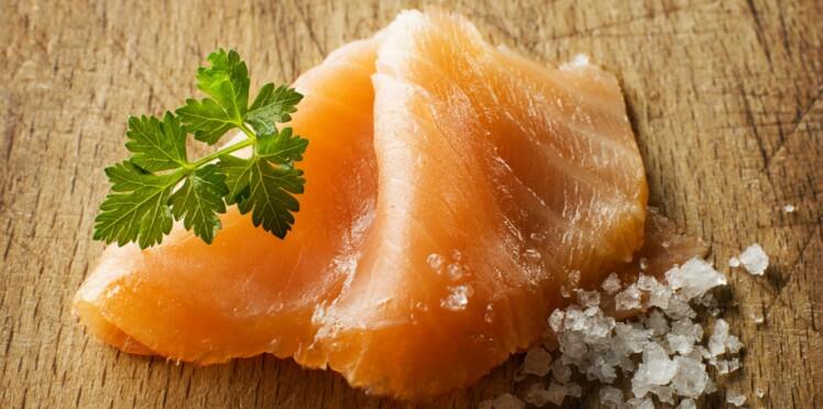 Les poissons gras nous aident à perdre du poids