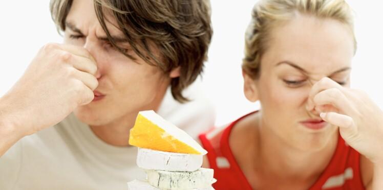 On a découvert pourquoi certaines personnes détestent le fromage !