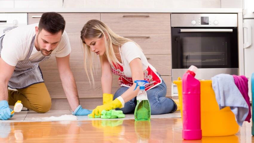 C'est prouvé, faire le ménage serait aussi dangereux pour nos poumons que de fumer quotidiennement