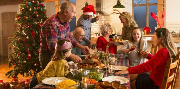 Repas de Noël : petit guide anti-allergies pour ne pas finir le réveillon en vrac