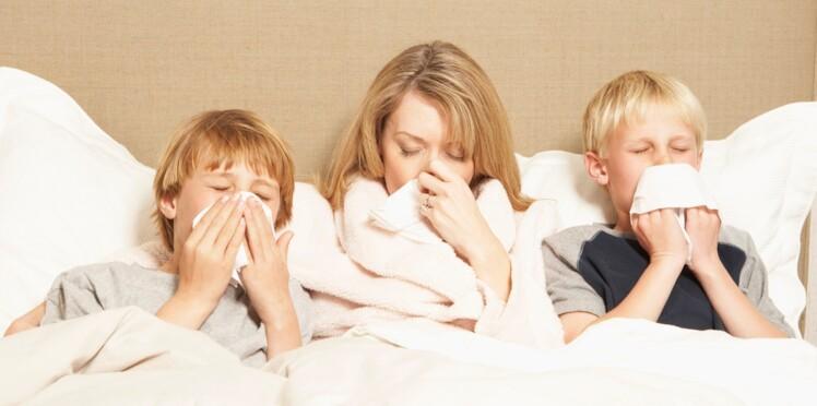 La grippe revient en force