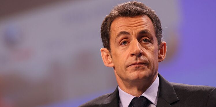 Nicolas Sarkozy s'engage contre le cancer des enfants