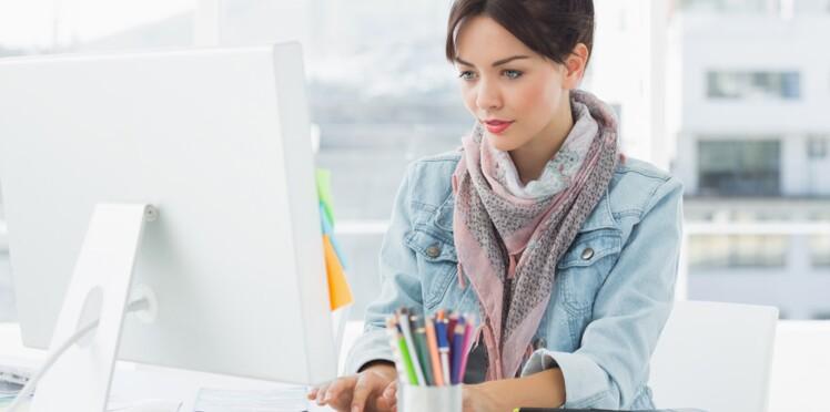 Au bureau, bougez sur votre siège : c'est bon pour la santé !