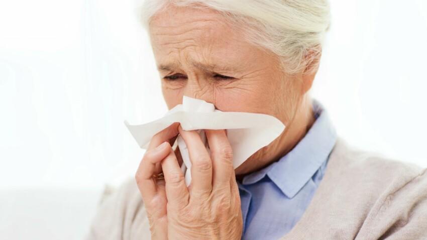 La sinusite chronique favoriserait certains cancers chez les séniors