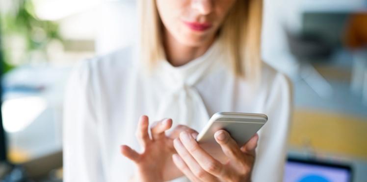 Comment les smartphones détruisent la peau