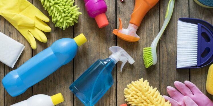 Alerte aux substances toxiques dans les produits ménagers