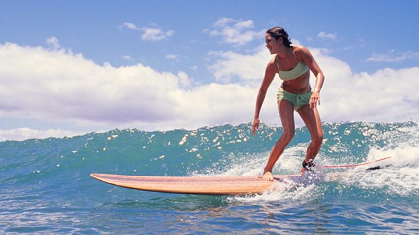Les surfeurs plus exposés aux bactéries antibiorésistantes