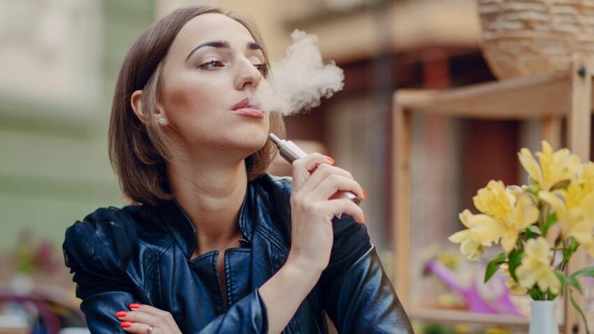 Vapoter aide à réduire la consommation de cigarettes mais pas à arrêter de fumer
