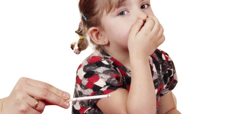 Le tabagisme passif responsable de troubles comportementaux chez l'enfant