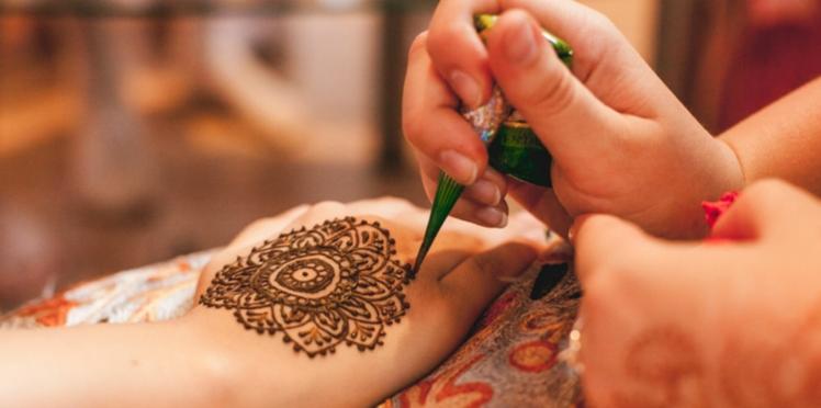 Tatouage éphémère: pourquoi il faut se méfier du henné noir