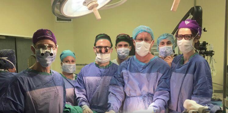 Un troisième patient a reçu une greffe du pénis