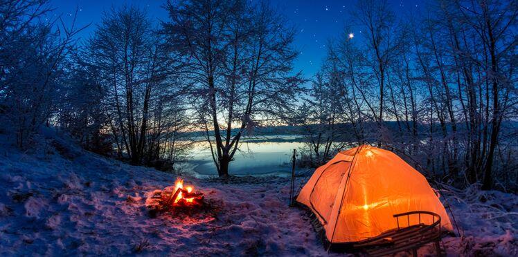 Troubles du sommeil ? Faites du camping pour y remédier !