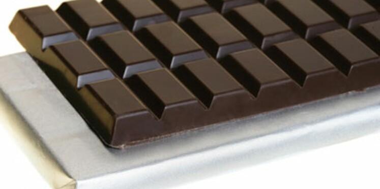 Un carré de chocolat noir par jour pour préserver sa santé