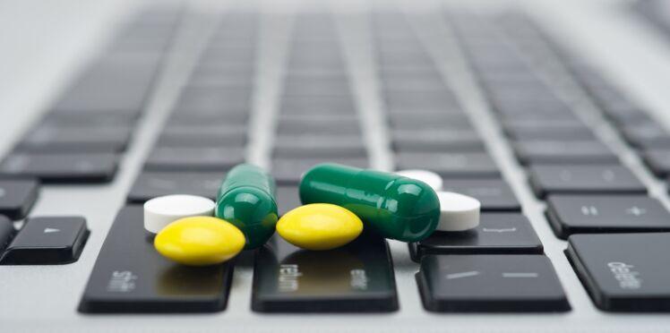 Près d'un million de produits de santé illicites saisis sur Internet