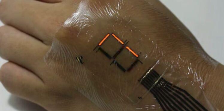 Un patch pour mesurer sa fréquence cardiaque