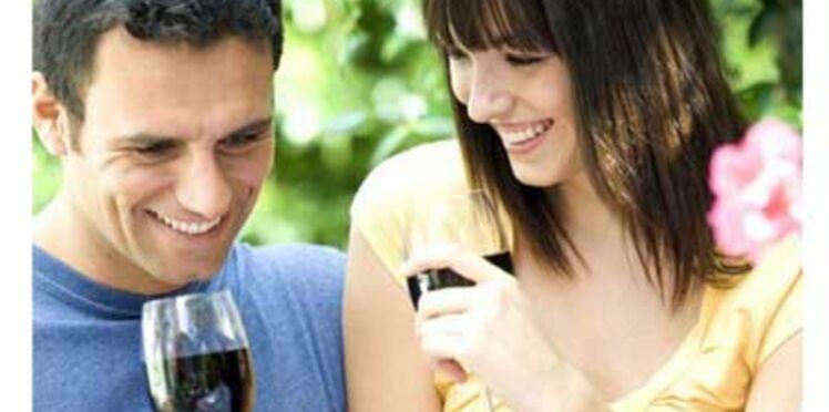 Un verre de vin par jour pour protéger le foie