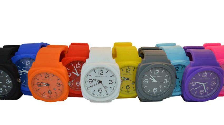 Acheter une montre et aider la recherche
