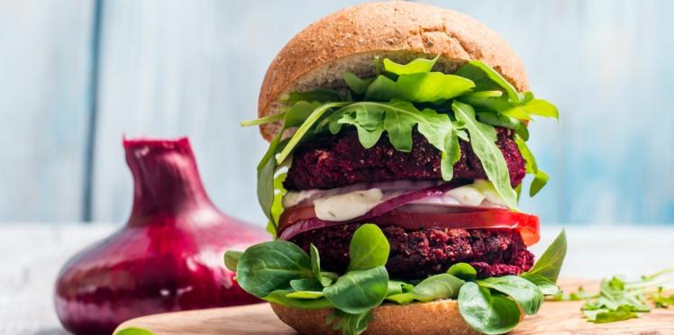 Les végétariens aussi peuvent être victimes de la malbouffe