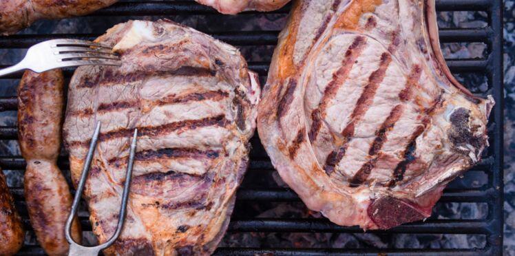 Cancer du rein : attention à la viande grillée !