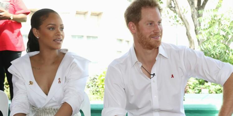 VIH : Le prince Harry et Rihanna se font dépister ensemble