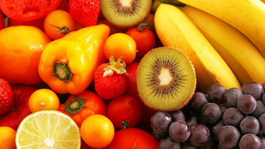 Pour vivre plus longtemps, mangez 10 fruits et légumes par jour
