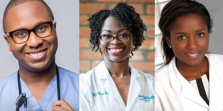 Des médecins afro-américains dénoncent les discriminations sur les réseaux sociaux