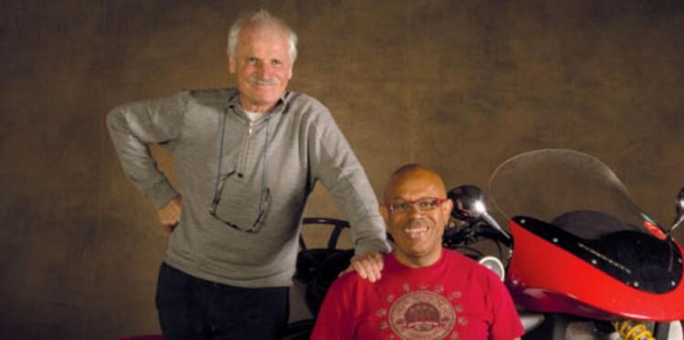 Yann-Arthus Bertrand s'engage auprès des malades chroniques
