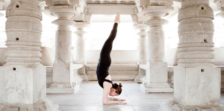 Le yoga déconseillé aux personnes souffrant de glaucome ?