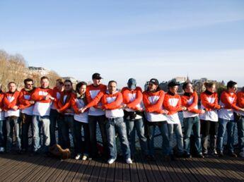 La journée mondiale contre le sida
