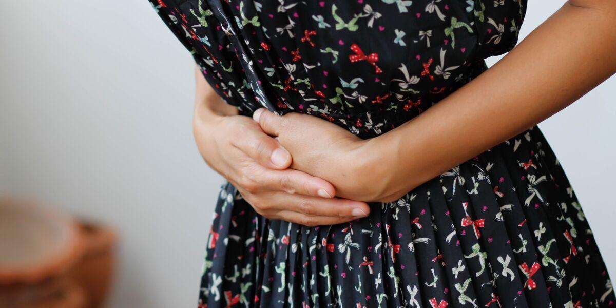 Du ventre du bas mal Douleur abdominale