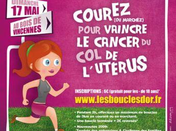Boucles d'Or : une course pour lutter contre le cancer du col de l'utérus
