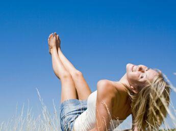 Des jambes légères même quand il fait chaud
