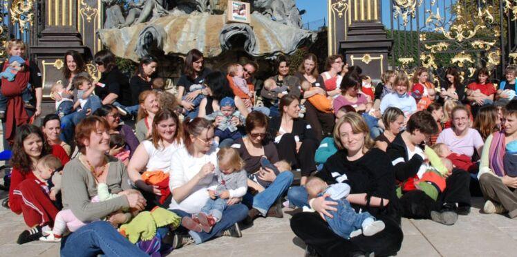 Semaine mondiale de l'allaitement