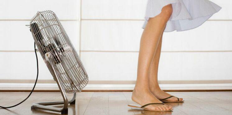 Ménopause : non aux bouffées de chaleur !