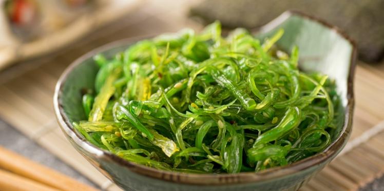 Wakame, laitue de mer... Ces algues qui nous font du bien