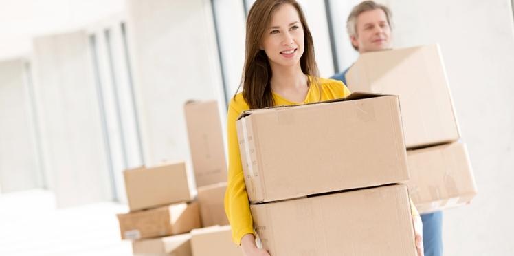 Mal de dos : les bonnes postures pour le déménagement