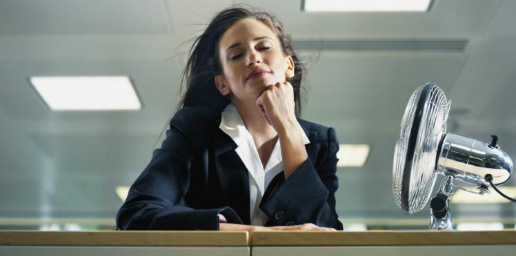 Canicule : 5 conseils pour mieux supporter la chaleur au bureau