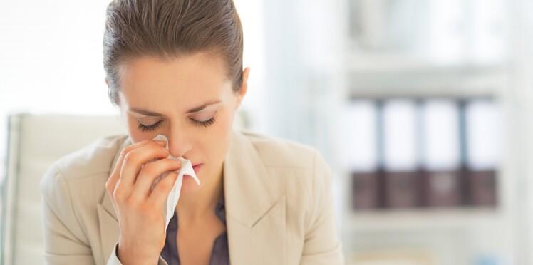 Que faire… si je saigne du nez ?