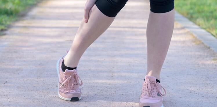 Crampes musculaires : les conseils pour les éviter