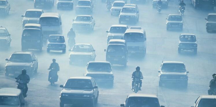 COP 21 : la pollution, c'est mauvais pour le cerveau