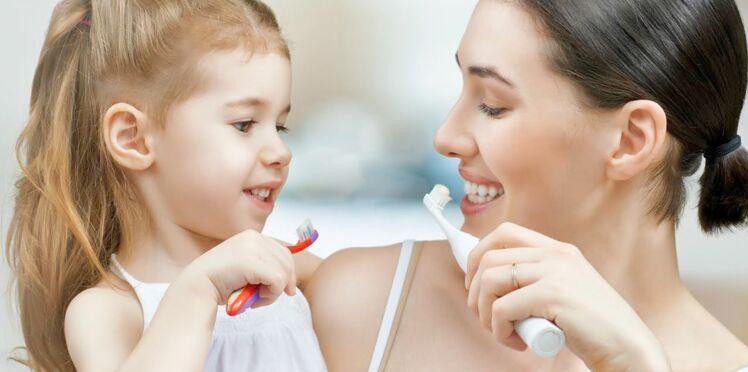 Eduquons nos enfants à l'hygiène dentaire