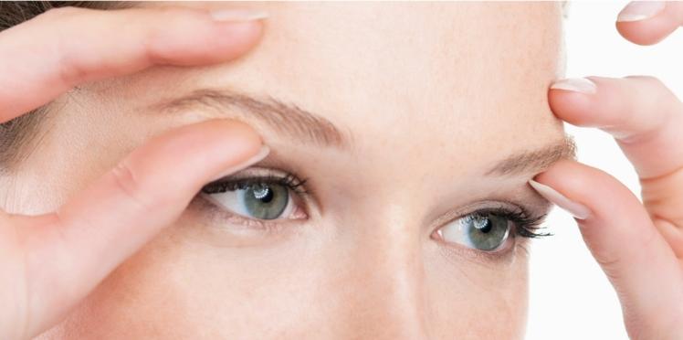 Des exercices faciles contre la fatigue des yeux