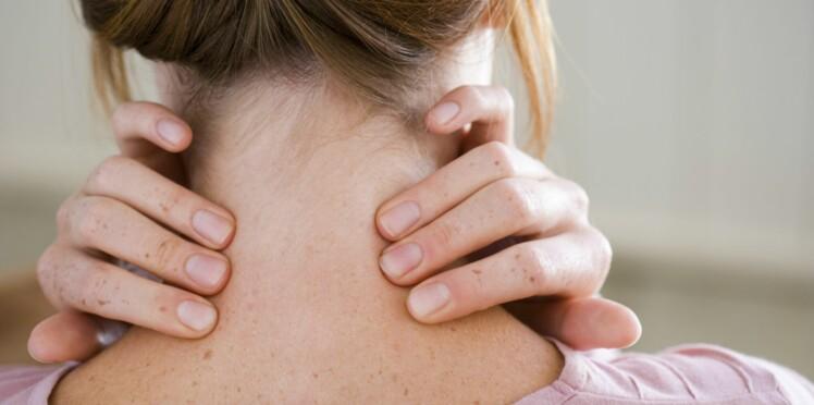 Ganglions dans le cou : quand faut-il s'inquiéter ? : Femme ...
