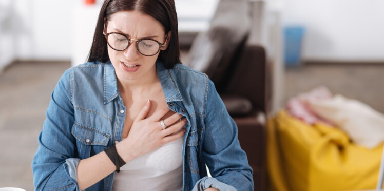 Infarctus (ou crise cardiaque) : 4 gestes à faire quand on est seul