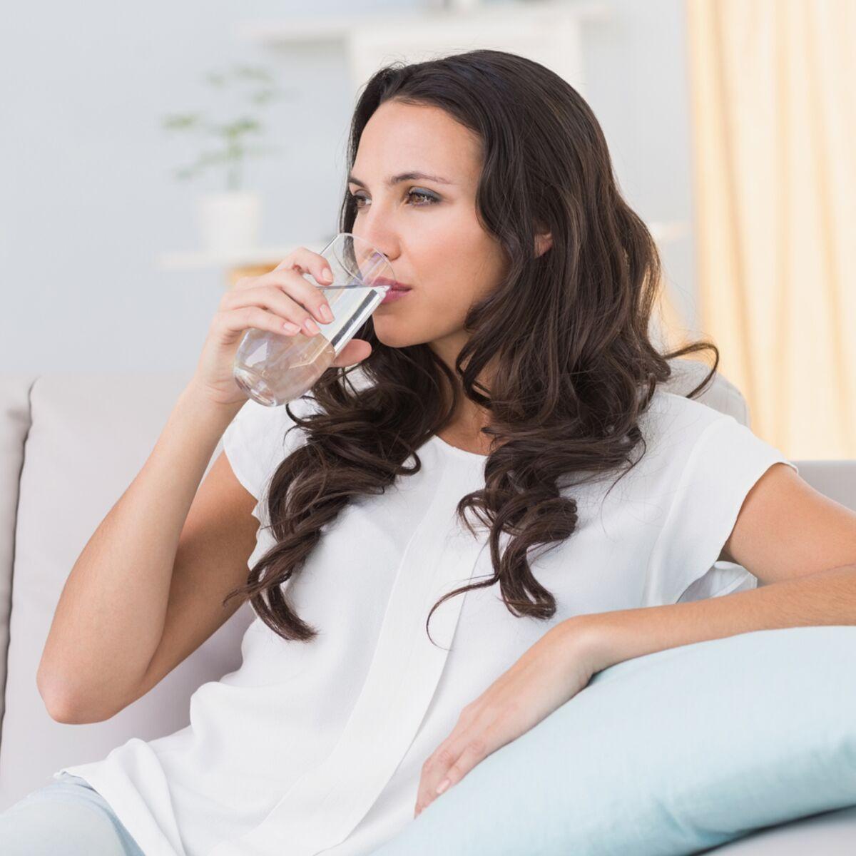 J'ai tout le temps soif : ce que ça dit de ma santé : Femme