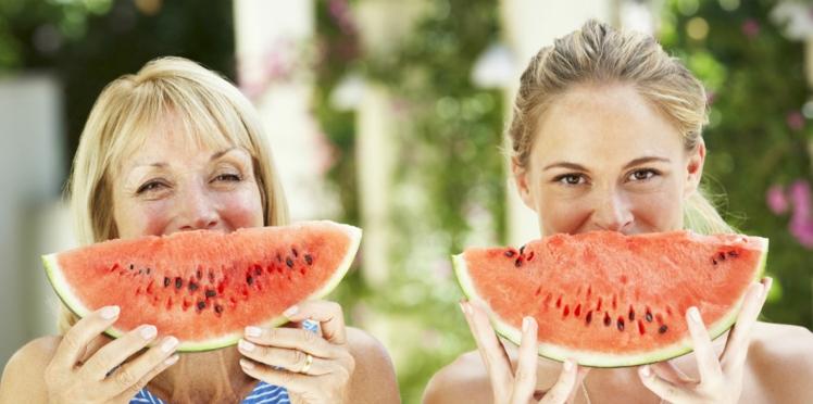 Le top 5 des fruits santé