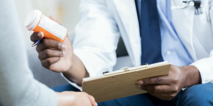 médecin prescrit des plans de perte de poids