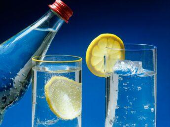 Les bienfaits de l'eau minérale