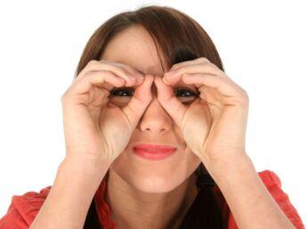 Les exercices qui améliorent la vue
