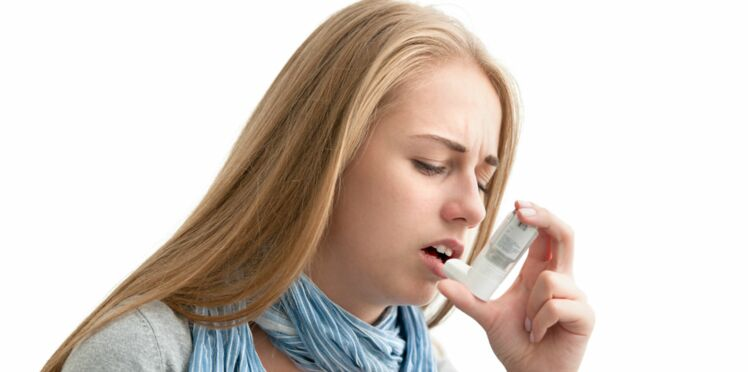 Les gestes d'urgence en cas de crise d'asthme